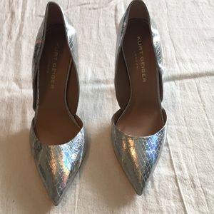 Shoes - Pre own pair of Kurt Geiger high heel shoes